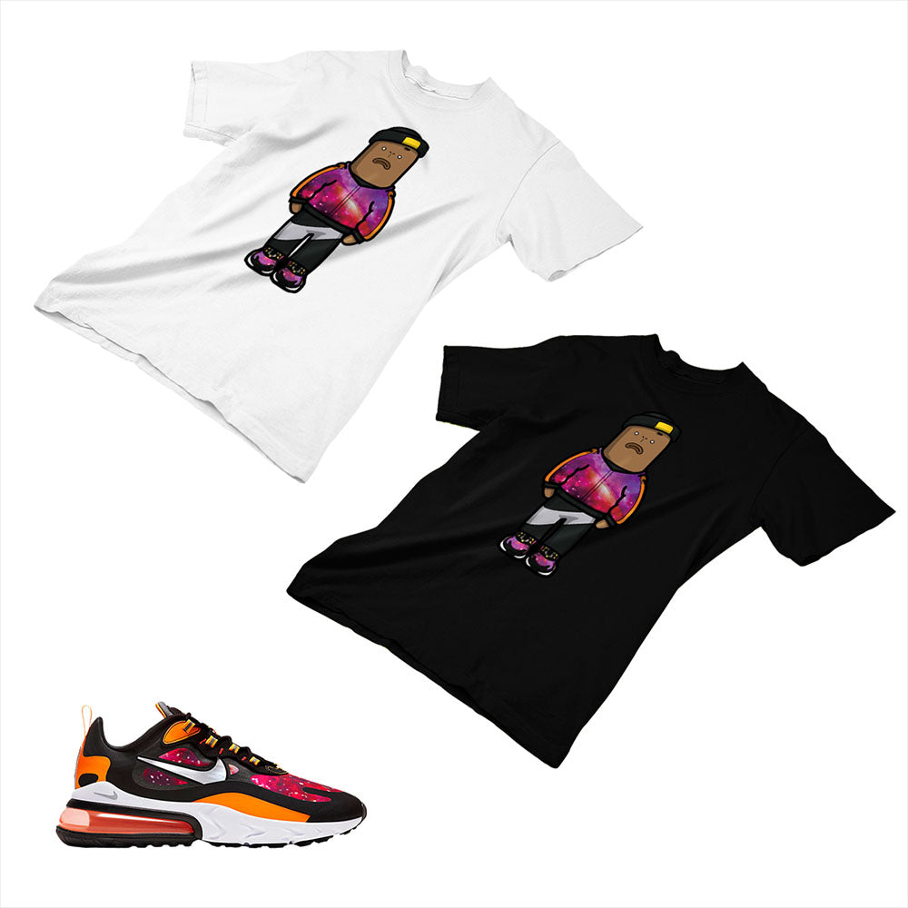 Custom T Shirt Matching Style Of Air Max Walrus Oxford