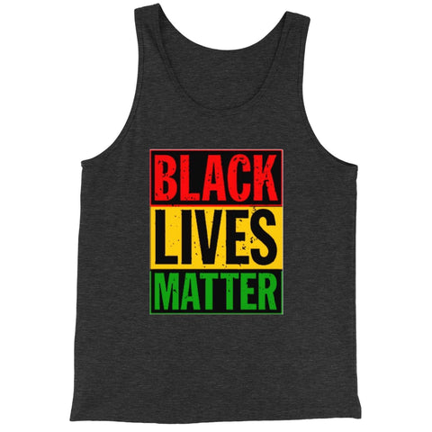 "Mens ""Black Lives Matter"" Tank Top"