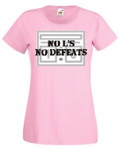 "Breast Cancer Awareness ""No L's No Defeats"" T shirt"