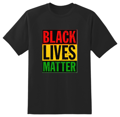 "Mens ""Black Lives Matter"" T Shirt"