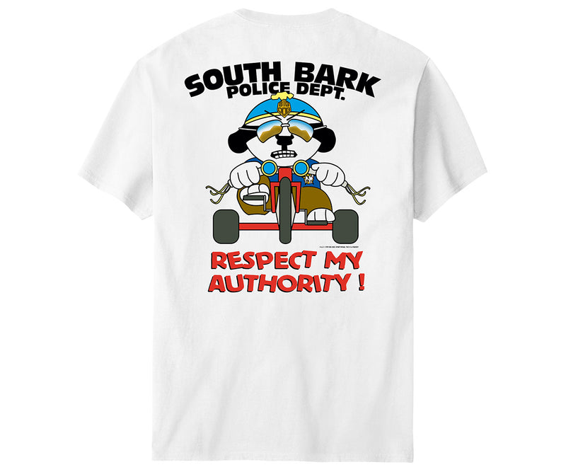 South Bark Police Dept. T-shirt