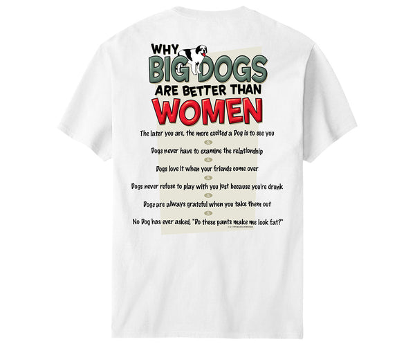 Why BD Better Than Women T-Shirt
