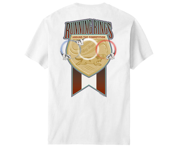 Running Rings Around Competition T-Shirt