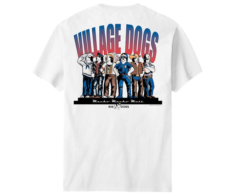 Village Dogs T-Shirt