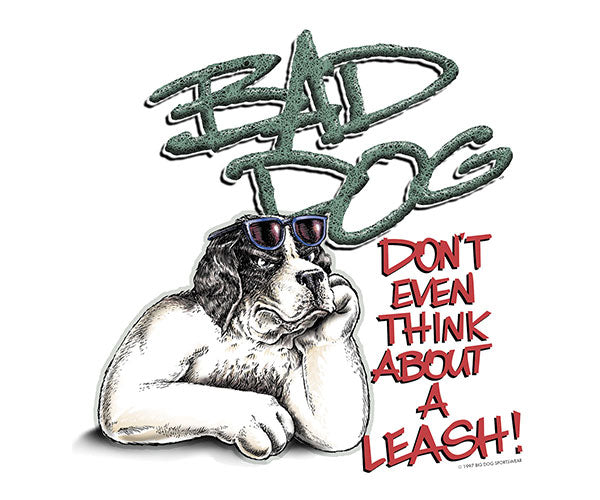 Don't Think About A Leash T-Shirt