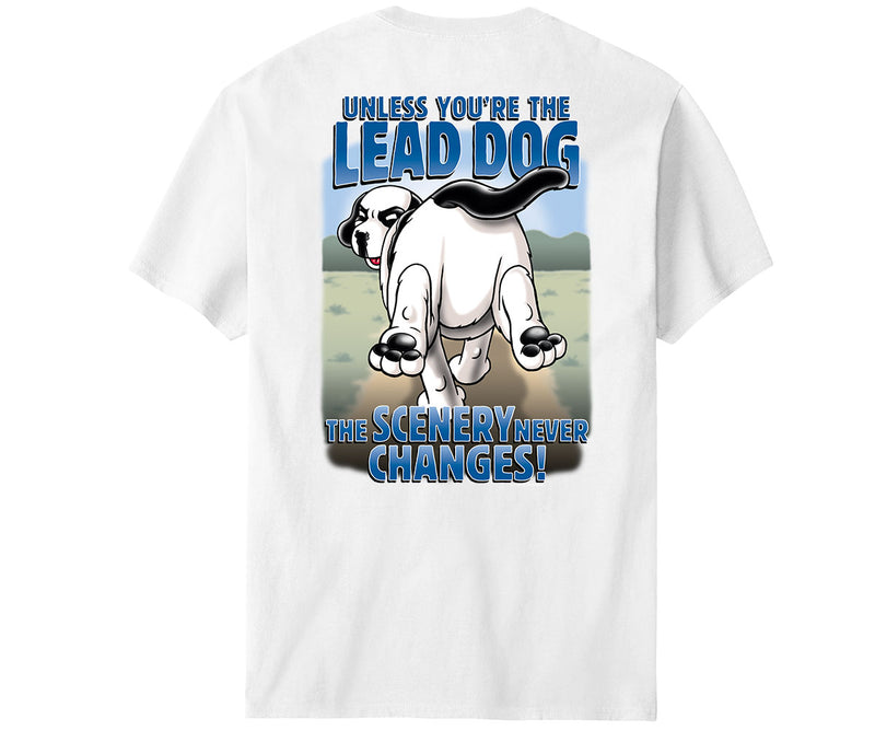 Lead Dog Scenery T-Shirt