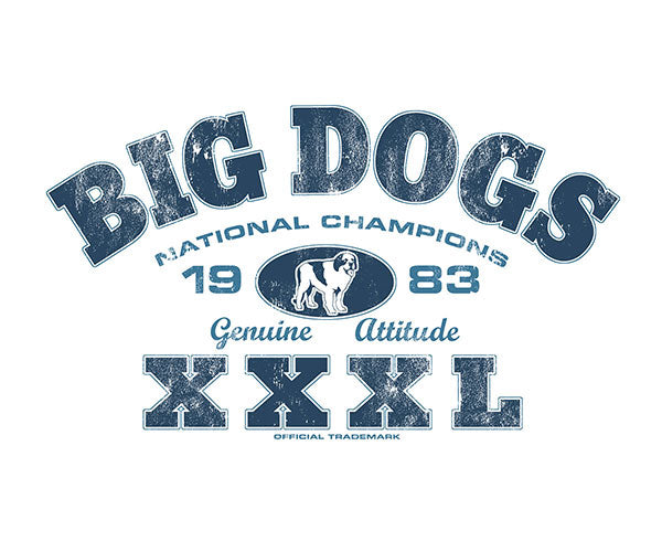 Big Dogs XXXL T-Shirt