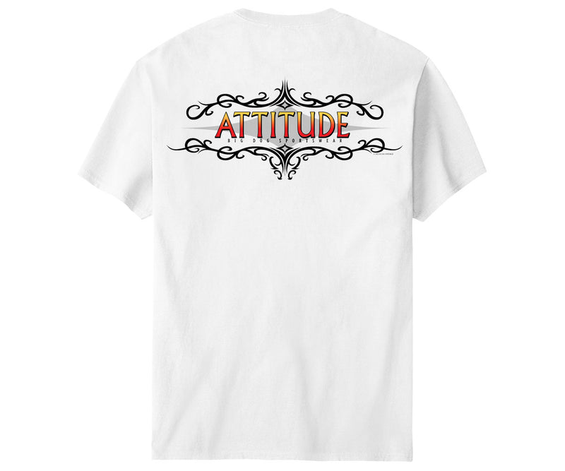 Attitude Tribal Tattoo T-Shirt