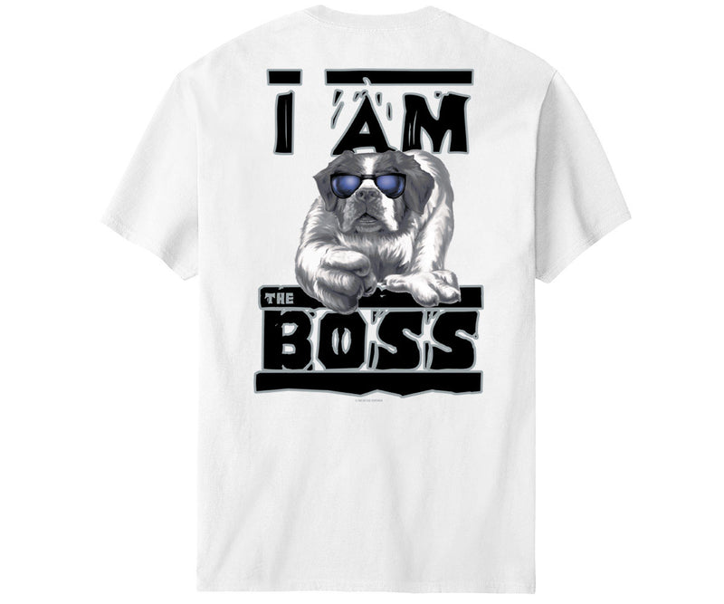 I Am The Boss T-Shirt