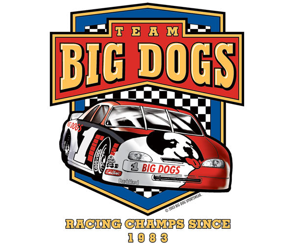 Team Big Dog Racing T-Shirt