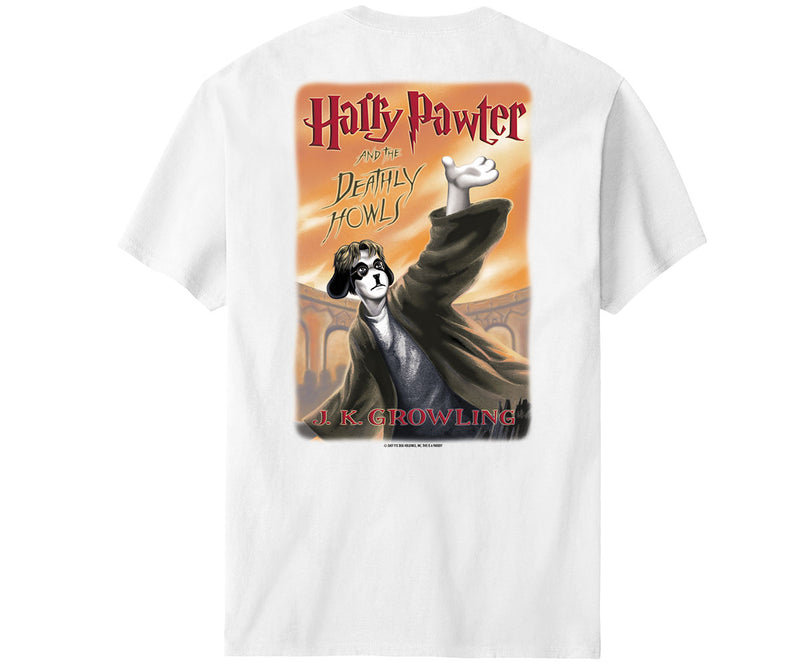 Hairy Pawter Deathly Howls T-Shirt