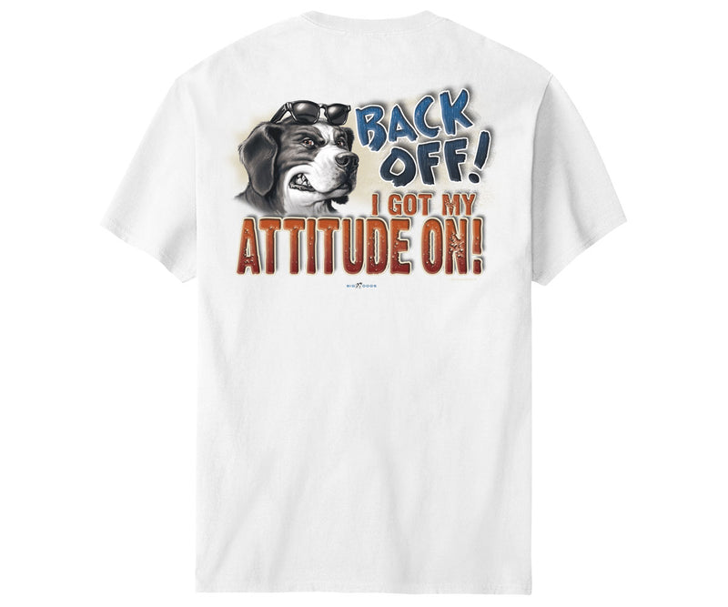 I've Got My Attitude On T-Shirt