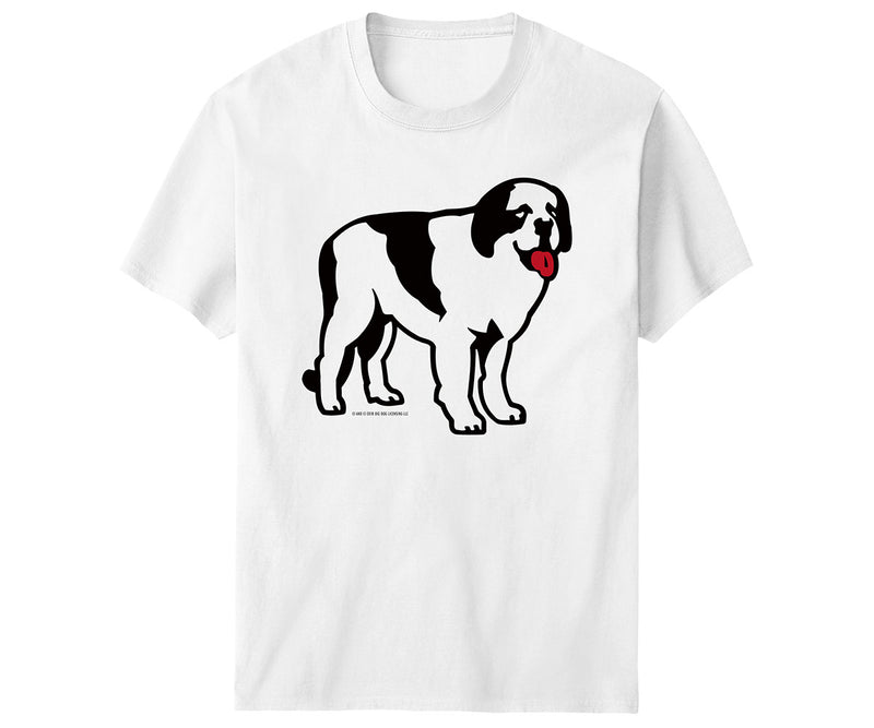 Classic Big Dog T-Shirt White