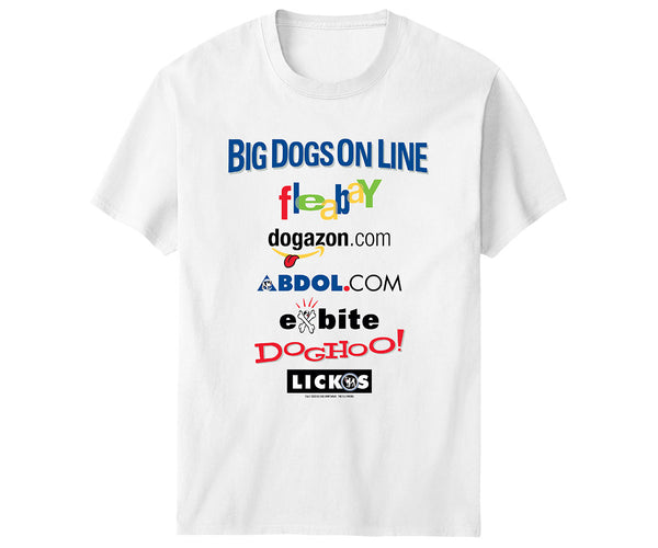 Big Dogs OnLine T-Shirt