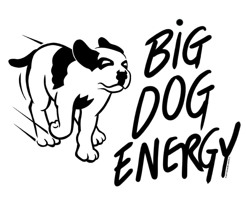 Big Dog Energy T-Shirt