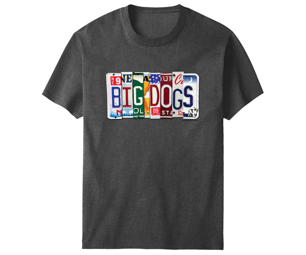 License Plate T-Shirt