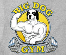 Big Dog Gym T-Shirt