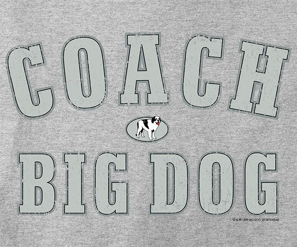 Coach Big Dog T-Shirt