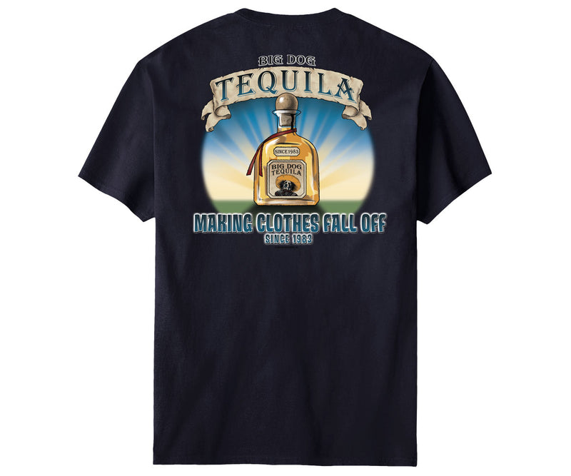 Big Dog Tequila T-Shirt