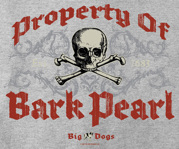 Property Of Bark Pearl T-Shirt