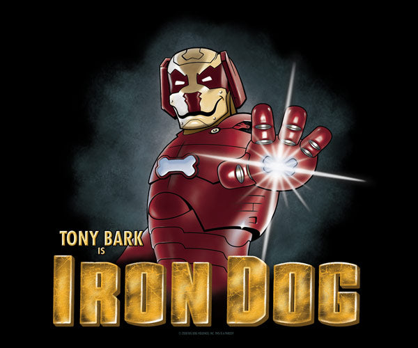Iron Dog T-Shirt