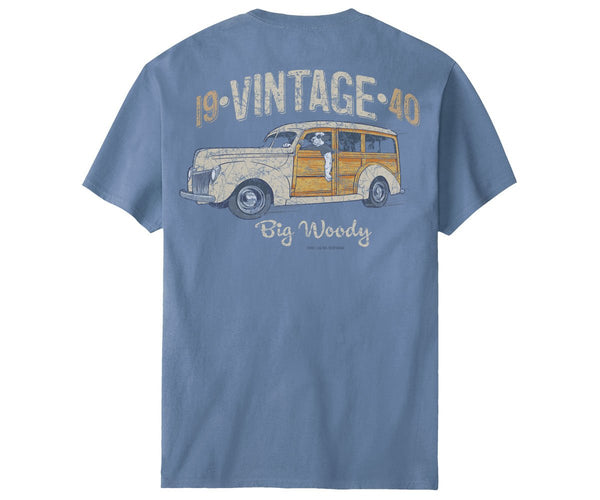 Vintage Woody T-Shirt
