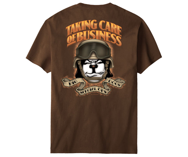 Big Dogs Special OPS T-Shirt
