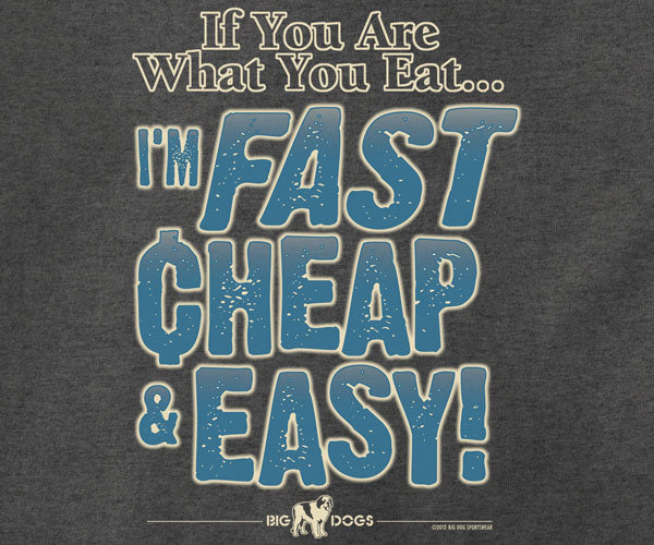 Fast Cheap and Easy T-Shirt