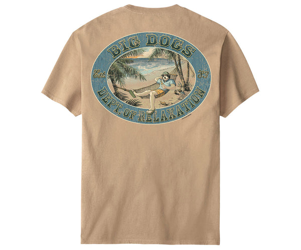 Dept Of Relaxation T-Shirt