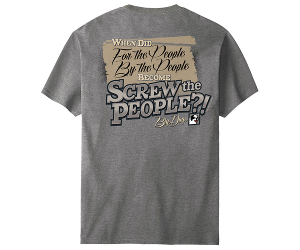 For The People T-Shirt