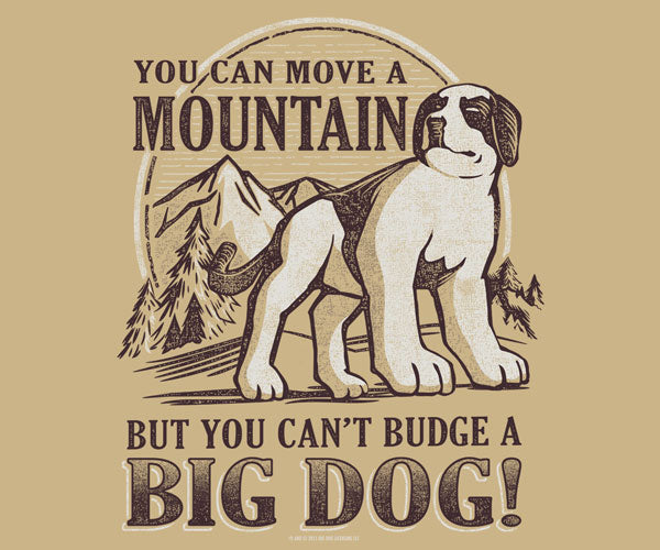 Mountain Dog T-Shirt