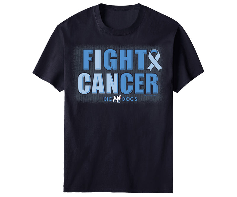 I Can Fight! Blue Ribbon T-Shirt