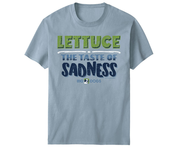 Lettuce The Taste Of Sadness T-Shirt