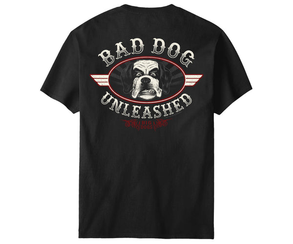 Bad Dog Unleashed T-Shirt