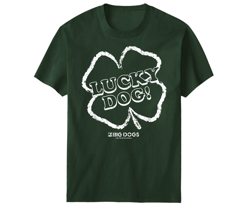 Lucky Dog Clover T-Shirt
