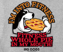 Fitness Pie T-Shirt