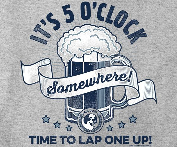 Lap It Up T-Shirt