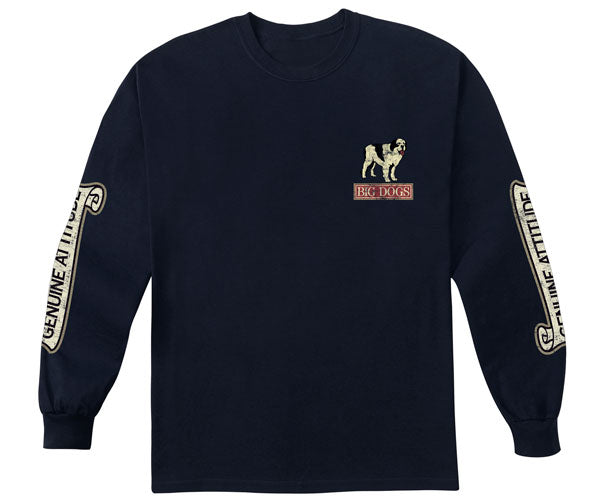 Trademark Seal Long Sleeve T-Shirt