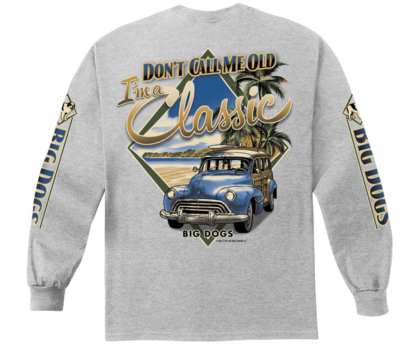 I'm A Classic Long Sleeve T-Shirt