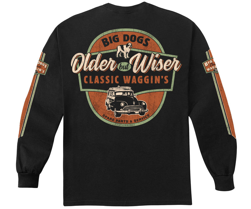 Older But Wise Long Sleeve T-Shirt