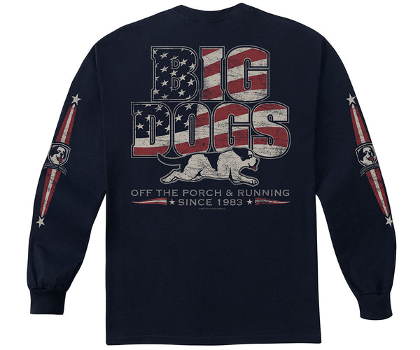 Off The Porch Long Sleeve T-Shirt