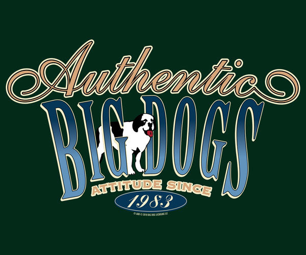 Authentic Big Dogs Long Sleeve T-Shirt
