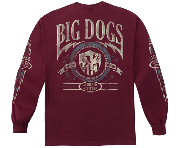 BD Original Brand Long Sleeve T-Shirt