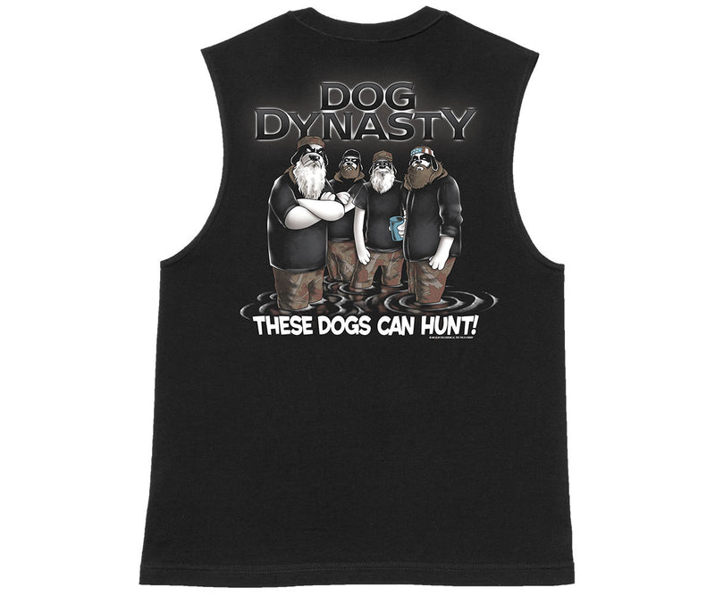 Dog Dynasty Muscle Shirt