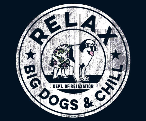 Relax Dog Tank