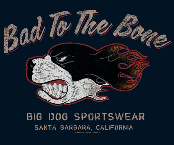 Bad To The Bone Muscle Shirt