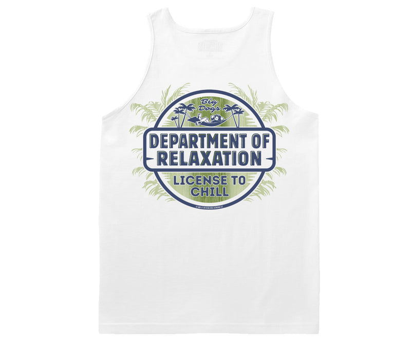 Dept. Of Relaxation Chill Tank
