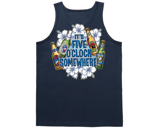It's Five O'Clock Somewhere Tank