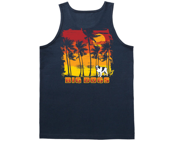 Sunset Palms Tank