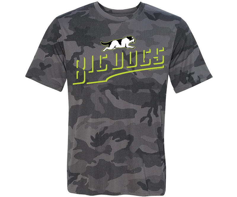 Camo Shadow Cool Dri Tee